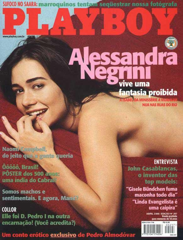 Alessandra Negrini nua