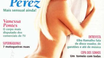 Carla Perez Nua -Carla Perez Pelada Playboy