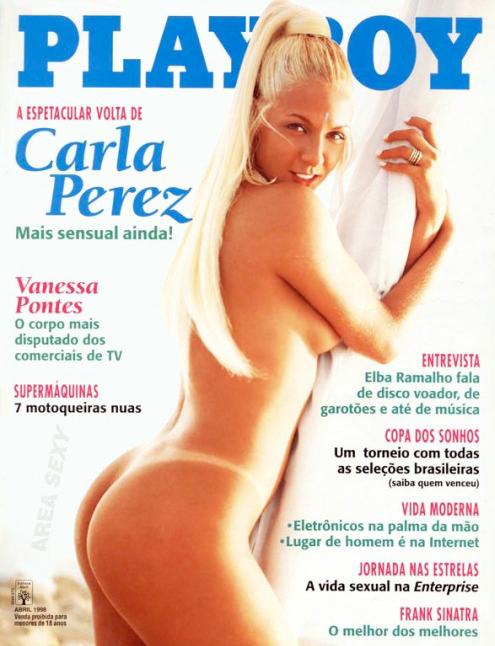Carla Perez Nua
