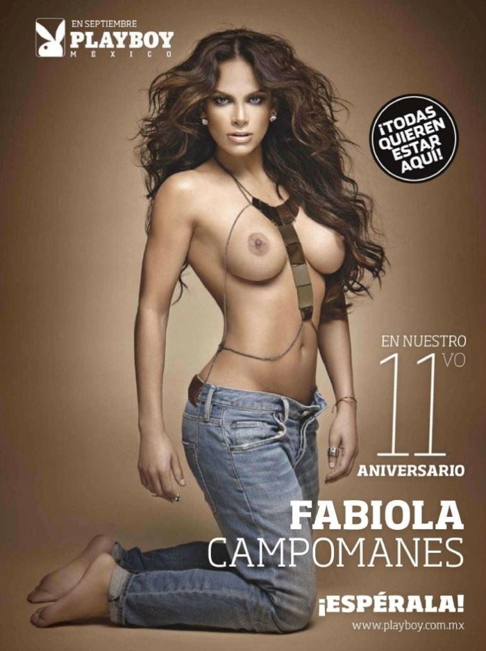 Fabiola Campomanes Nua