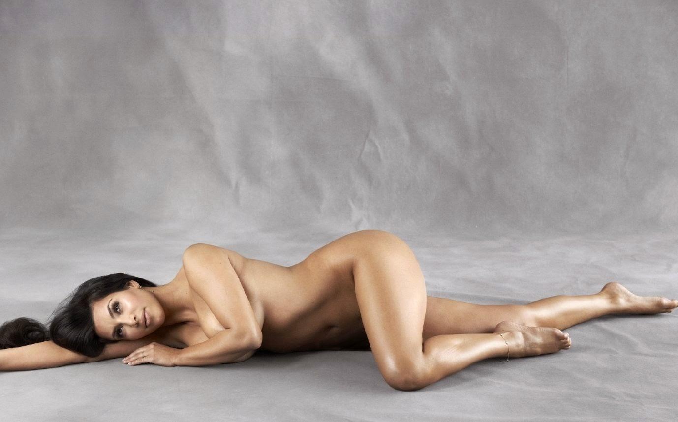 Kim Kardashian Nua