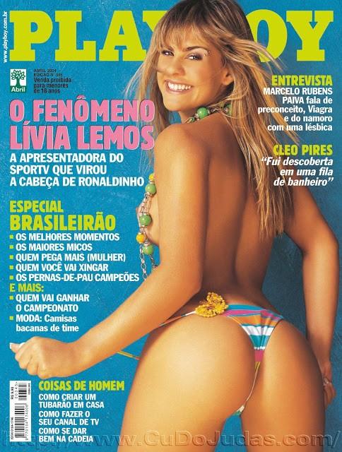 Livia Lemos Nua