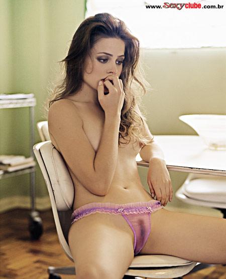 Marisol Ribeiro nua