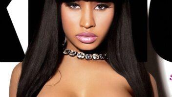 Nicki Minaj nua -Nicki Minaj Pelada