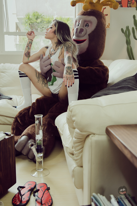 Rayssa Mattos nua - X-Plastic