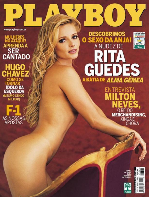 Rita Guedes Nua