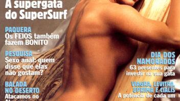 Viviane Bordin Nua Playboy - Viviane Bordin Pelada