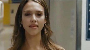 Jessica Alba Nua e Pelada