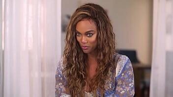 Tyra Banks Nua - Video Tyra Banks Pelada