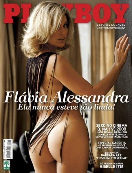 Flávia Alessandra Nua