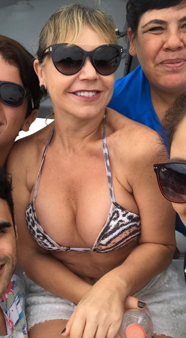 Flor Fernandez Nua Pelada
