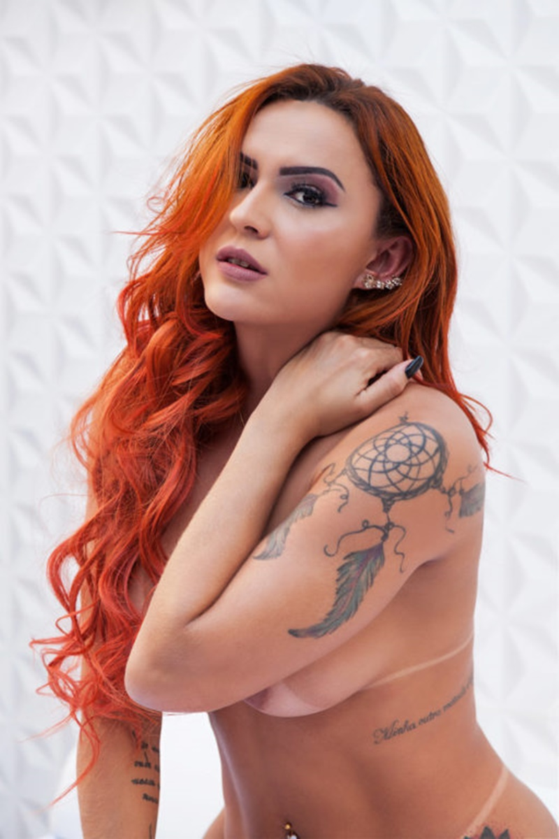 Janne Ferreira Nua