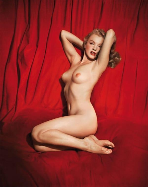 Marilyn Monroe Nua
