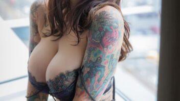 Erica Fett Nua - Suicide Girls Erica Fett Pelada