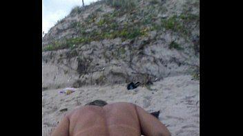 Transando na praia - Video porno transando na praia