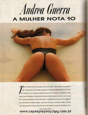 Andrea Guerra Pelada - Video Andrea Guerra Nua