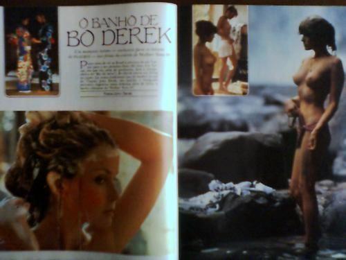 Bo Derek Pelada - Video Bo Derek Nua
