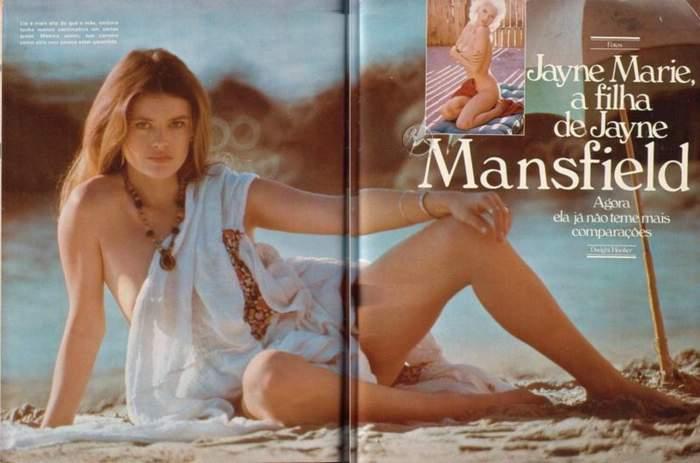 Jayne Marie Mansfield Nua - Video Jayne Marie Mansfield Pelada
