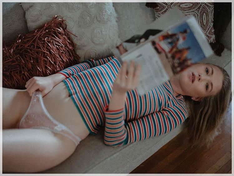 Kaylee Killion Nua - Video Kaylee Killion Pelada