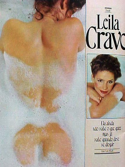 Leila Cravo pelada - Video Leila Cravo Nua