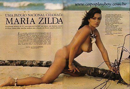 Maria Zilda Pelada - Video Maria Zilda Nua