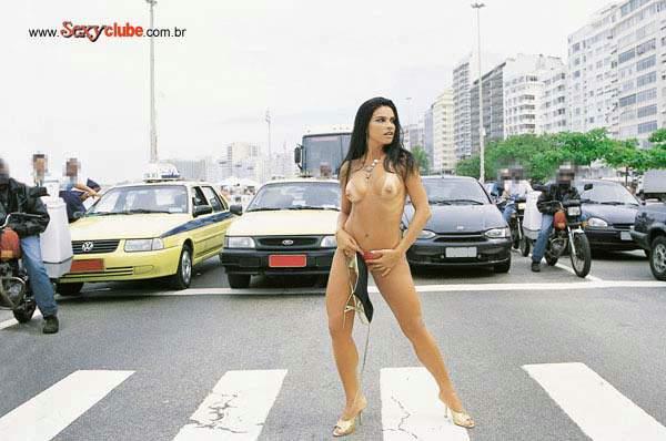 Solange Gomes Pelada - Video Solange Gomes Nua