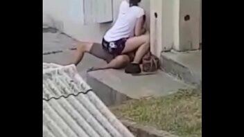Transando na rua - Video porno transando na rua
